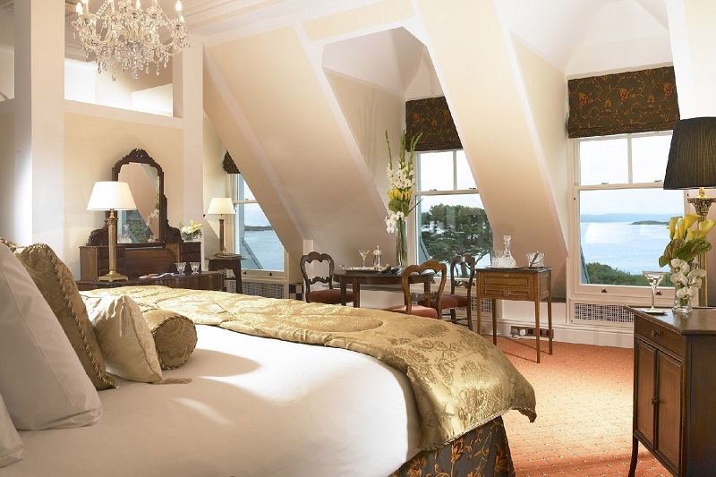 romantic hotels ireland Parknasilla Resort