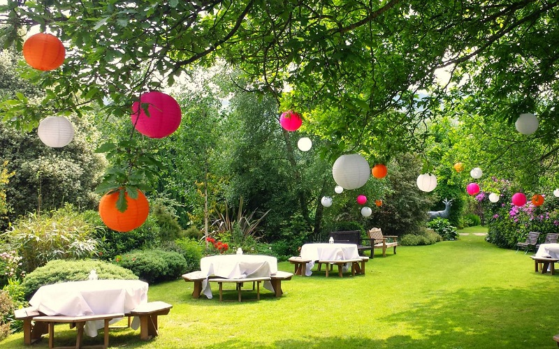 Outdoor Irish Wedding Venue 11