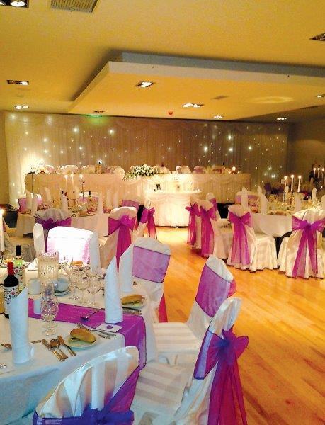 the station house hotel wedding