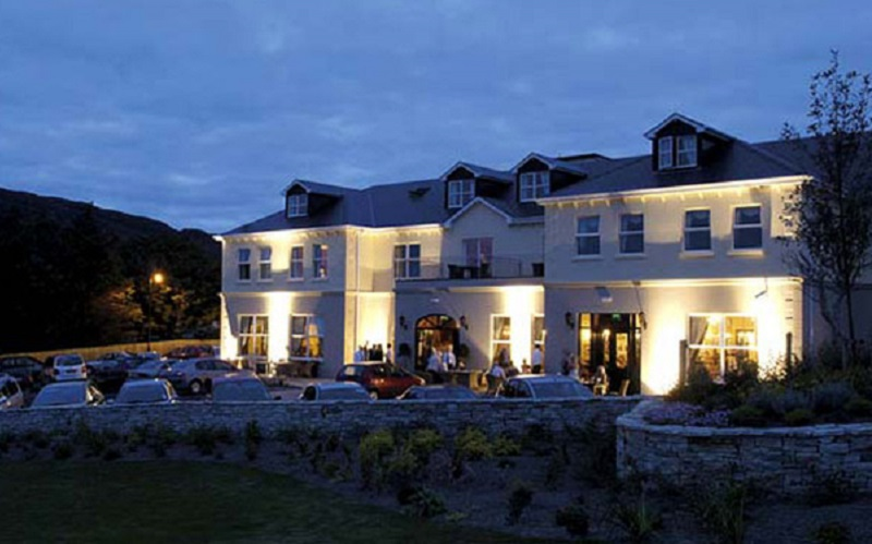 Ballyliffin Lodge Hotel & Spa wedding