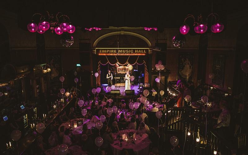 theater wedding venues in Ireland