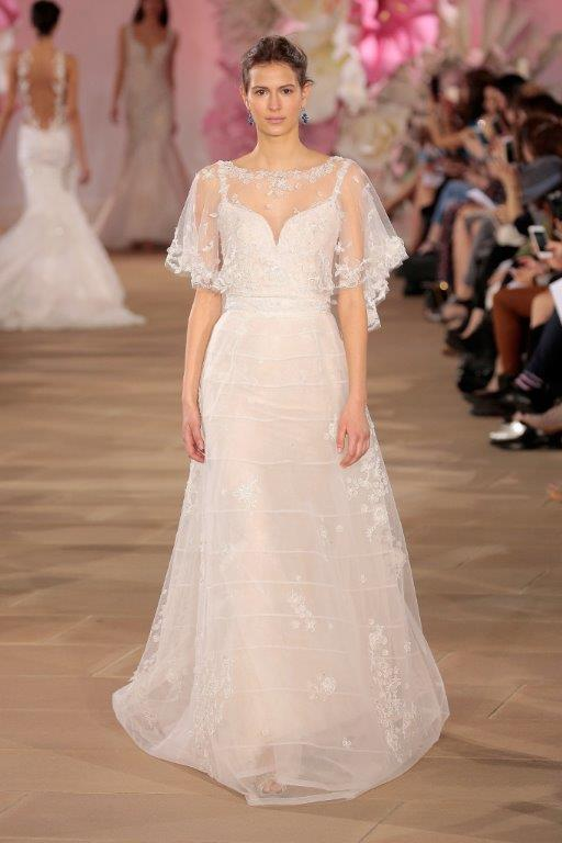 Bridal toppers Ines Di Santo