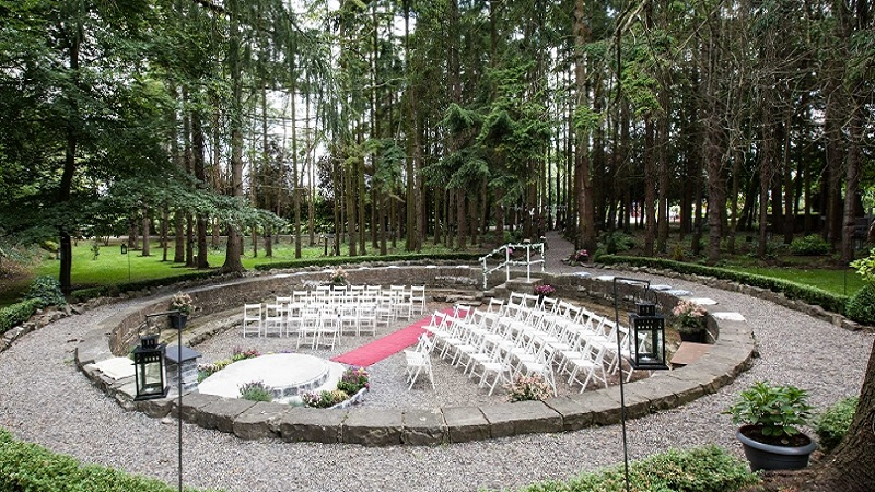 Outdoor Irish Wedding Venue 10
