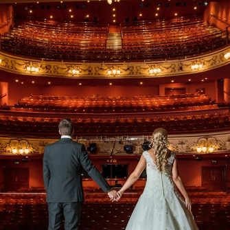 theatre wedding venues in Ireland 7