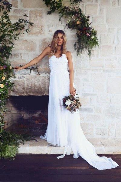 Pinterest Wedding Dresses.What The Most Pinned On Pinterest Wedding Dress Looks Like Wedding
