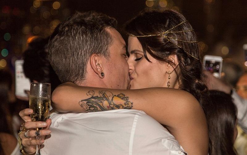 Victoria's Secret Angels gets married 2