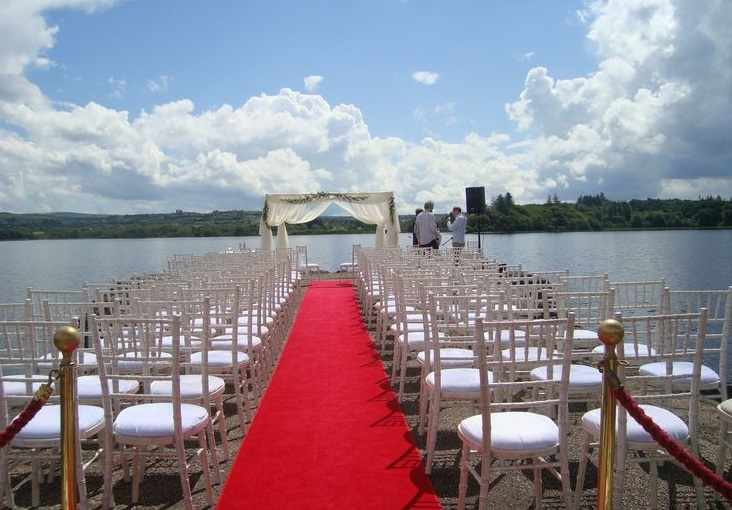 Outdoor Irish Wedding Venue 6