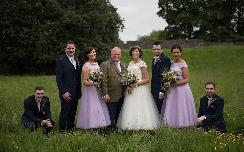 Barn wedding 13