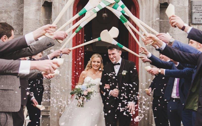 Real Irish Wedding – Katie Ryan & Eddie Costello