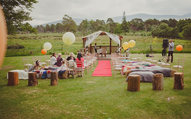 Kid friendly Irish wedding venues 3