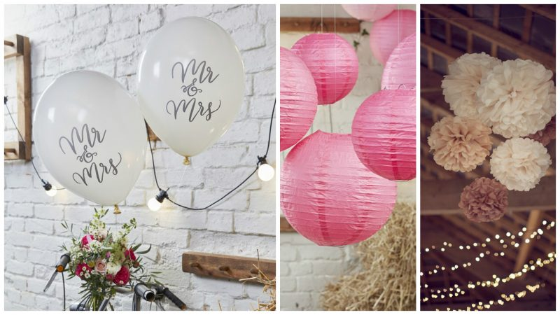 outdoor wedding styling - decor