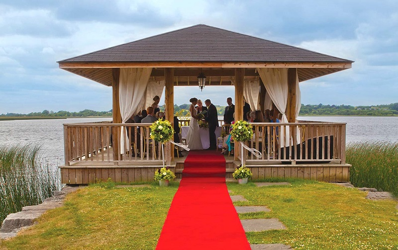Outdoor Irish Wedding Venue 9