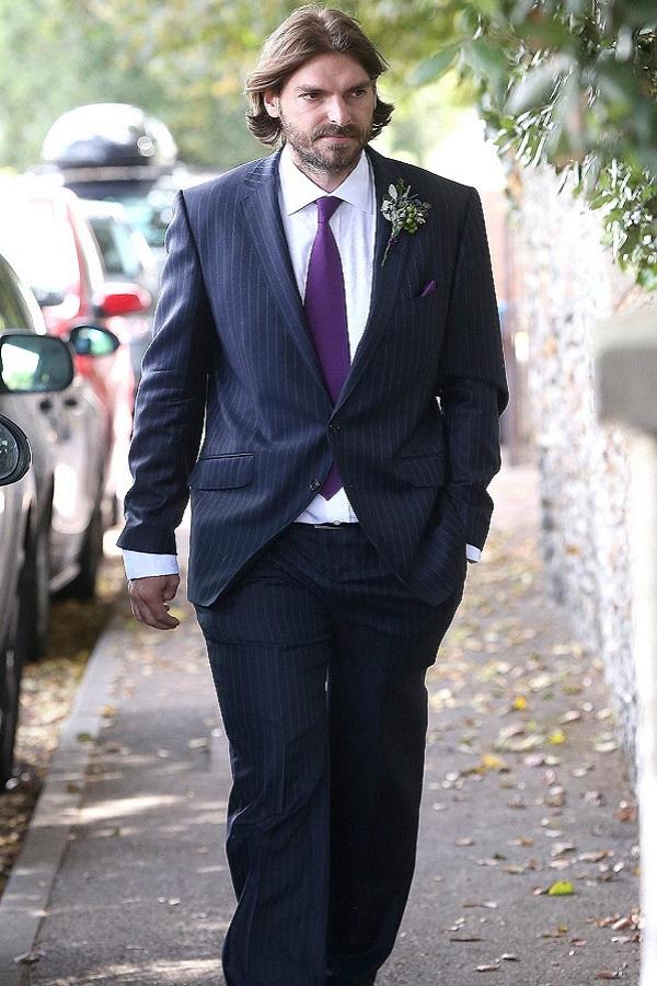 Fifi Geldof gets married 2