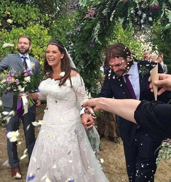 Fifi Geldof gets married