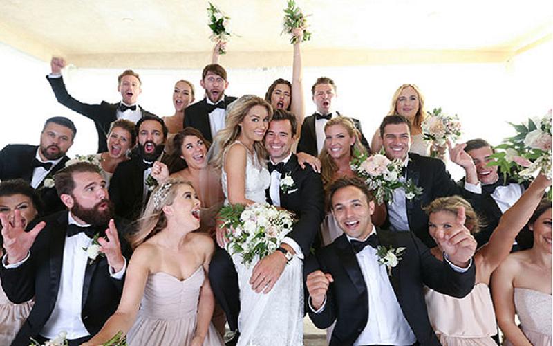 Lauren Conrad wedding 2