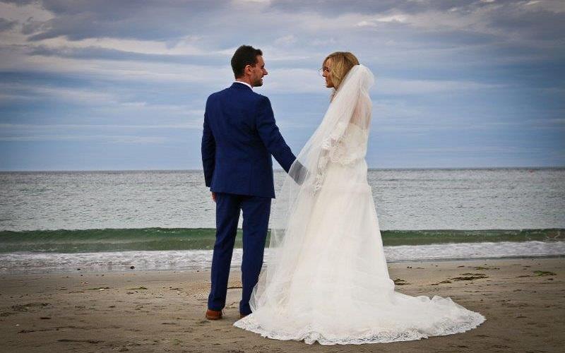 Real Irish Weddings- Emma Mitchell and Tim Cush