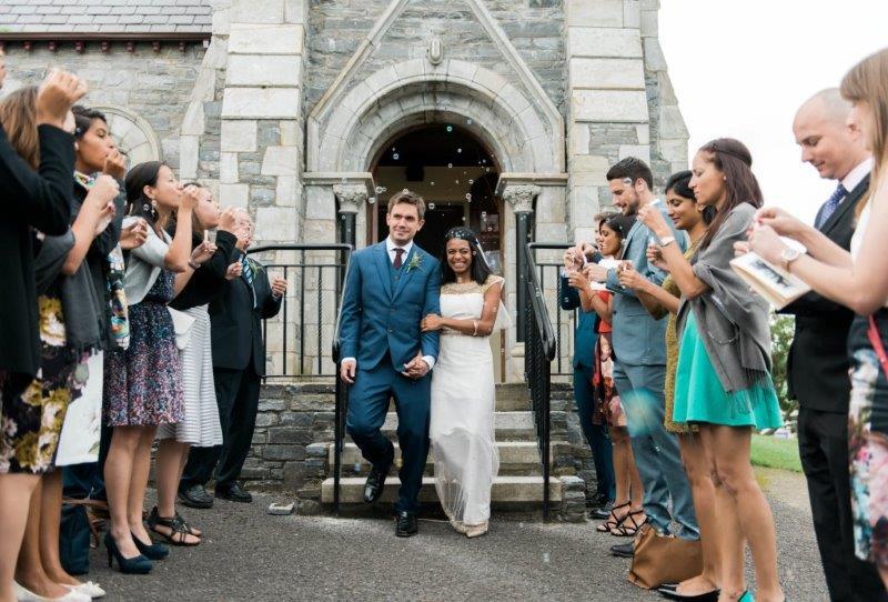 marquee wedding 2