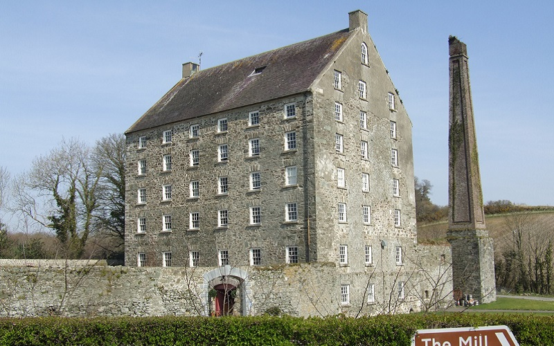Irish wedding venues for a Halloween wedding 7