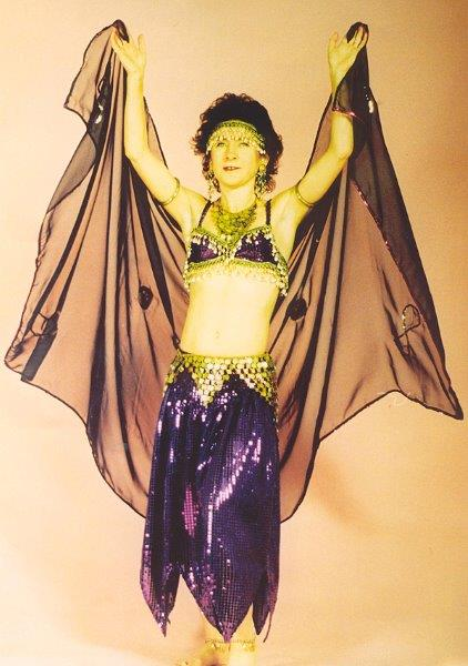 Bellydancing with Valerie
