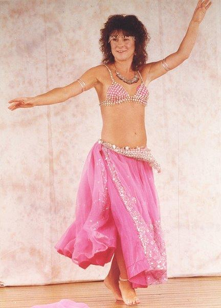 Bellydancing with Valerie 2
