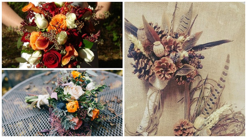 Autumnal wedding ideas 6
