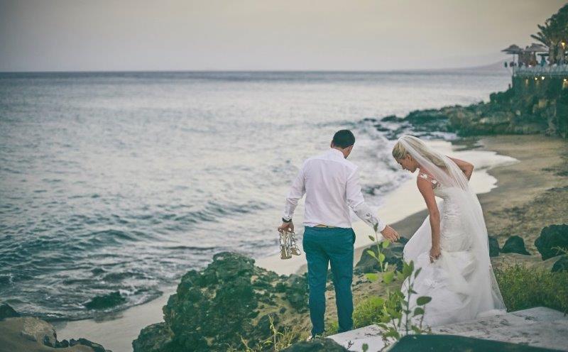 Lanzarote wedding 2