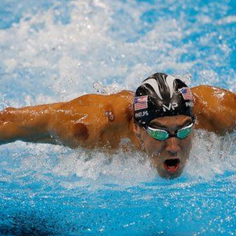 Michael Phelps marries
