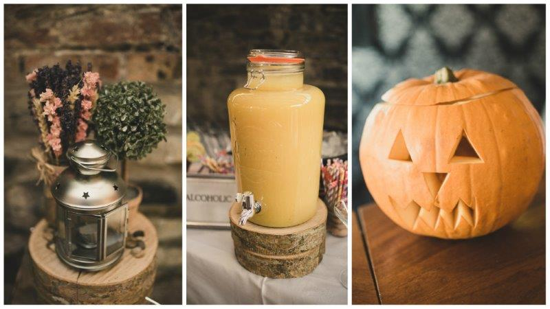 Halloween wedding 7