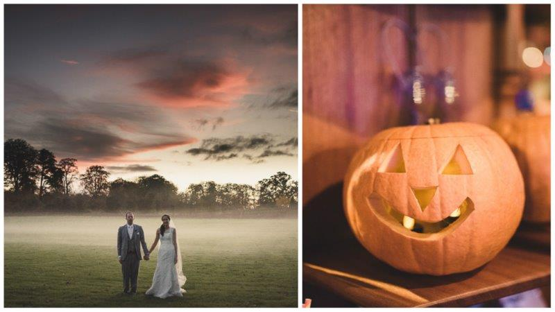 Halloween wedding 11