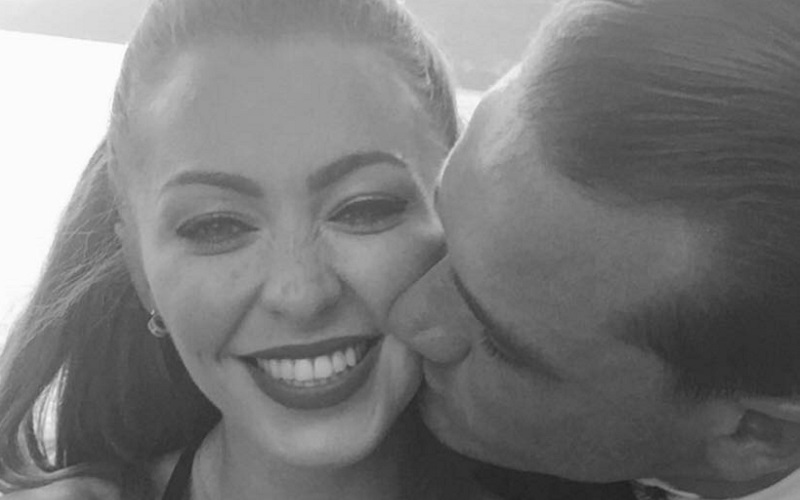 Natasha Hamilton is engaged