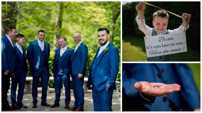 Clandeboye Lodge Wedding