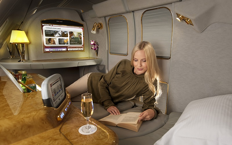 Emirates honeymoon