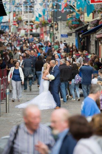 Real Irish Wedding