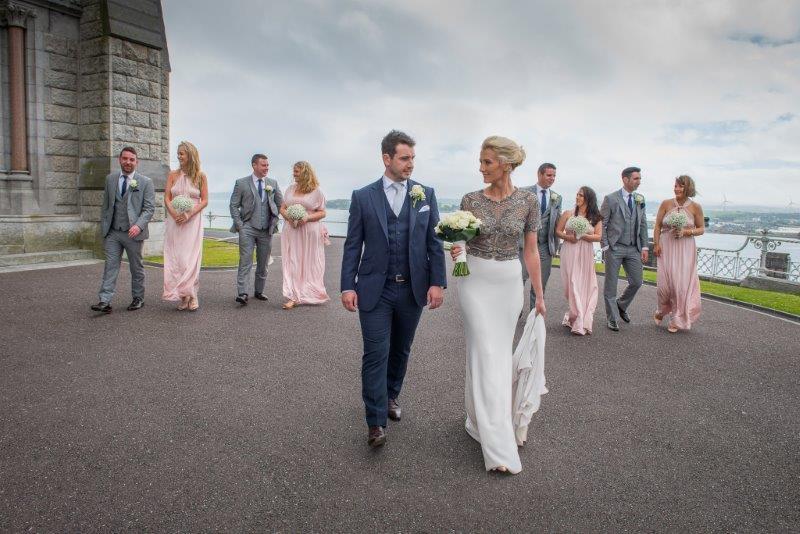 Real Irish Wedding – Amanda Slevin & Darren Keane