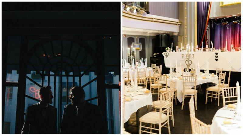 theatre theme wedding 4