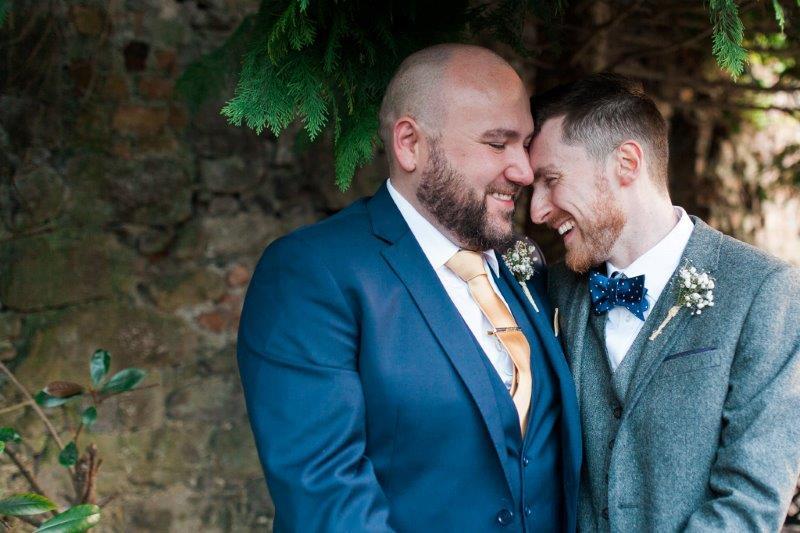 Real Irish Wedding – Kris Kendellen & David Darmody
