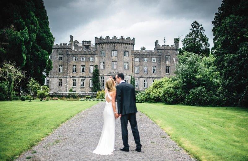 magnificient markree castle wedding journal
