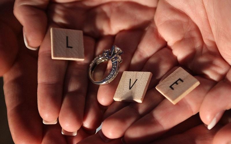 Matthew Lewis is engaged