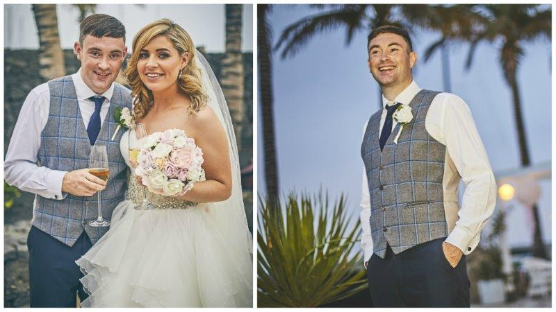 Lanzarote wedding