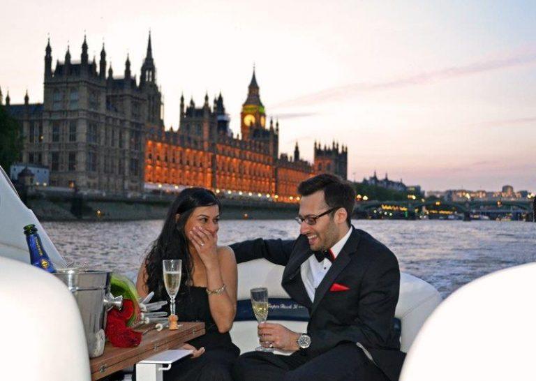 London is a proposal hotspot