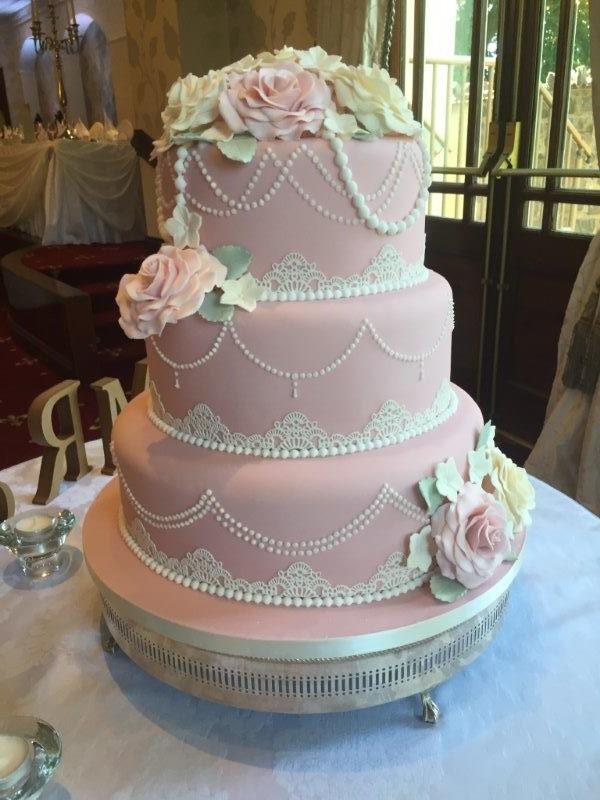 Christine's Wedding Cakes