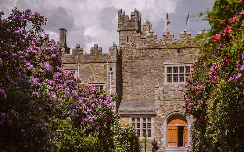 Irish castle wedding venues 6