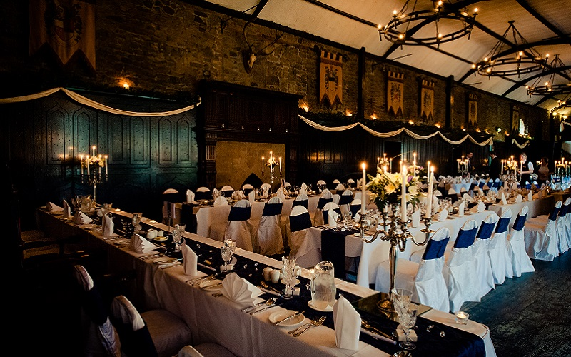 Irish castle wedding venues 2
