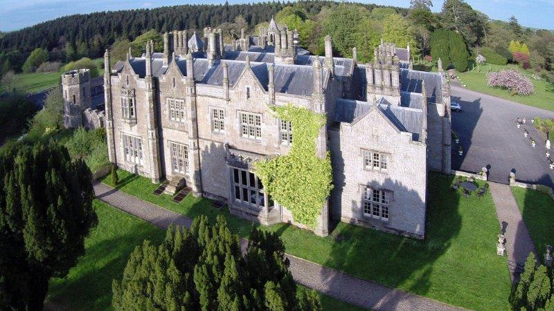 Parkanaur Manor House