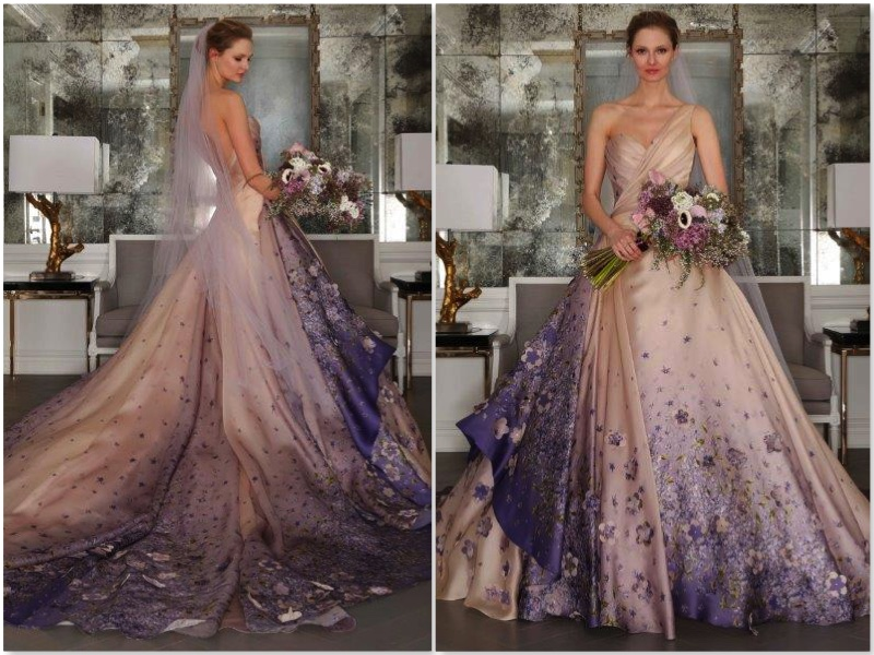 I Do I Do Wedding Gowns: Say 'I Do' In Floral Gowns