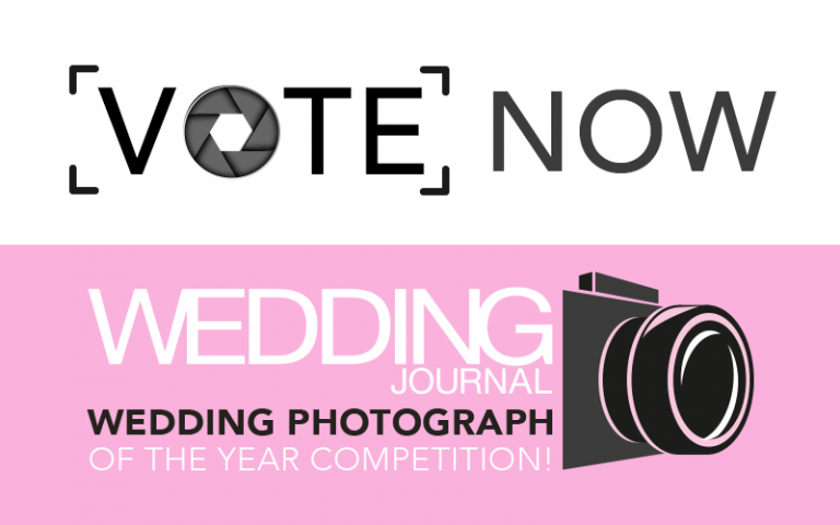 vote for the photo of the year wedding journal