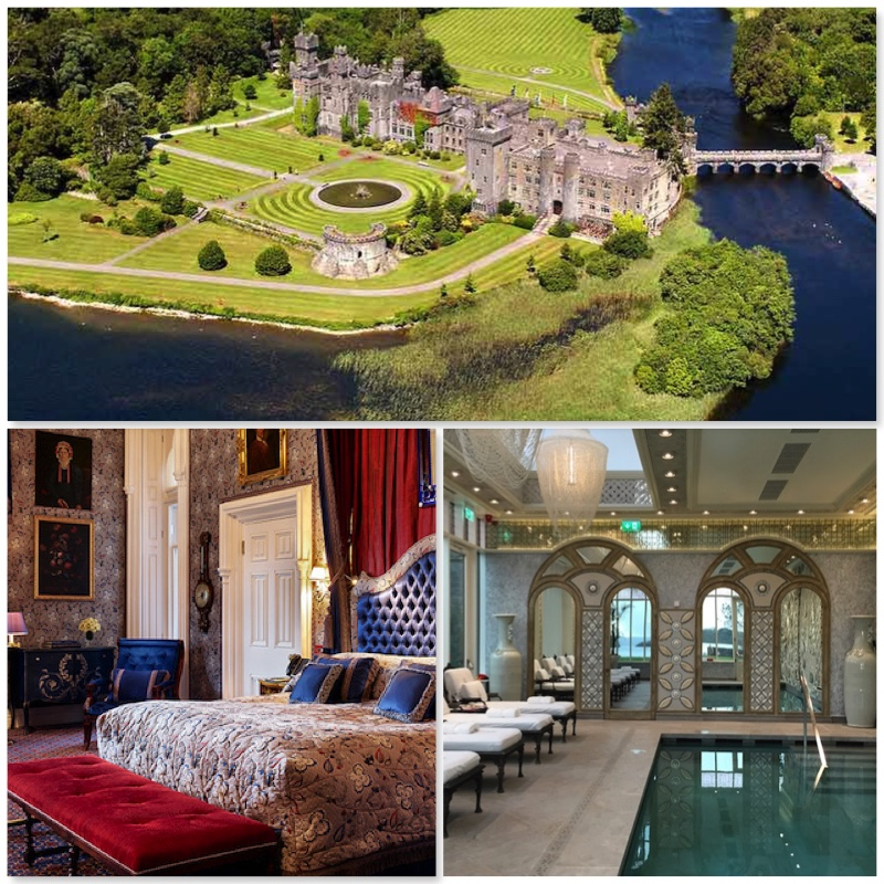 Celebrity Irish Castle weddings