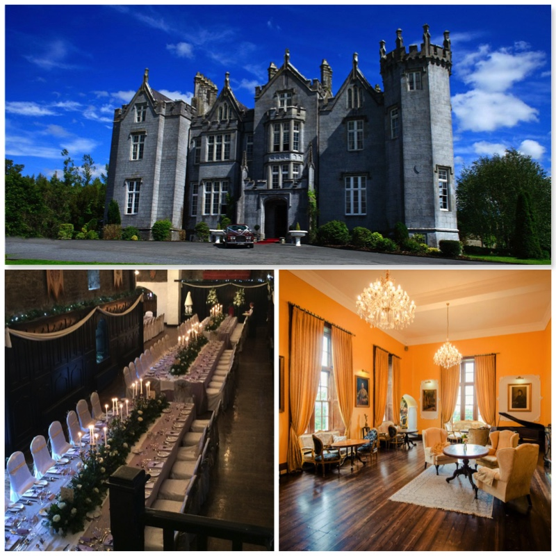 Celebrity Irish Castle Wedding