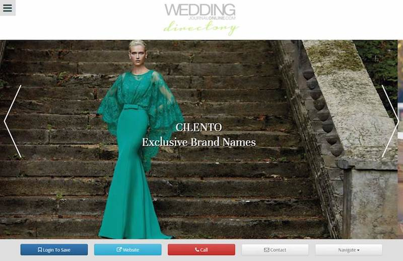 Wedding Journal Online Directory