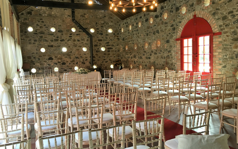 Quirky Irish Wedding Venue